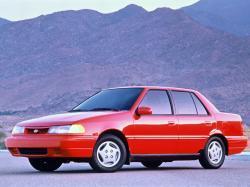 Фото Hyundai Excel 1990