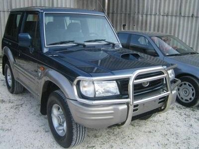 Фото Hyundai Galloper 1999