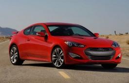 Фото Hyundai Genesis Coupe 2013
