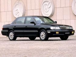 Фото Hyundai Grandeur 1993