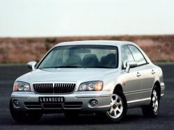 Фото Hyundai Grandeur 2003