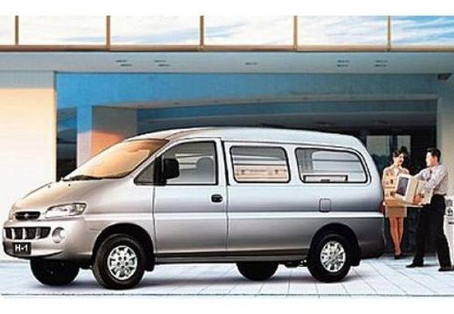 Фото Hyundai H-1 / Starex 2005