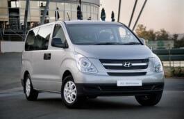Фото Hyundai H-1 / Starex 2008