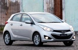 Фото Hyundai HB20 2012