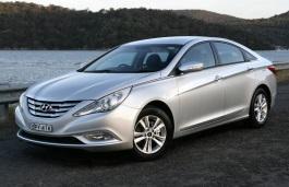 Фото Hyundai i45 2010