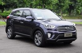 Фото Hyundai ix25 2014