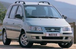 Фото Hyundai Matrix 2001