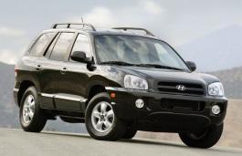 Фото Hyundai Santa Fe 2006