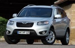 Фото Hyundai Santa Fe 2010