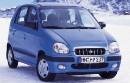 Фото Hyundai Santro Xing 2003