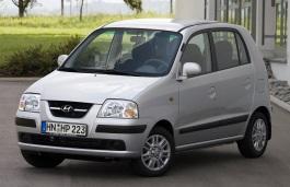 Фото Hyundai Santro Xing 2004