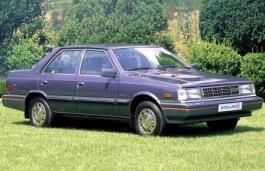 Фото Hyundai Sonata 1987