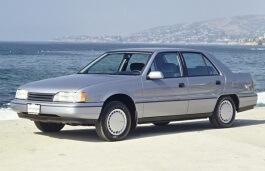 Фото Hyundai Sonata 1990