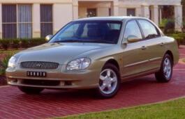 Фото Hyundai Sonata 2001