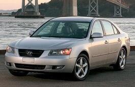 Фото Hyundai Sonata 2008