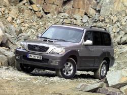 Фото Hyundai Terracan 2006