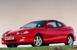 Фото Hyundai Tiburon 2000