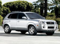 Фото Hyundai Tucson 2007