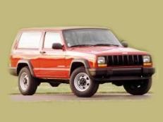 Фото Jeep Cherokee 1992