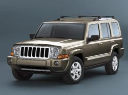 Фото Jeep Commander 2005