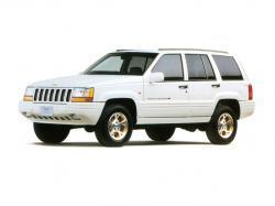 Фото Jeep Grand Cherokee 1998