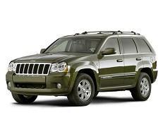 Фото Jeep Grand Cherokee 2008