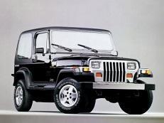 Фото Jeep Wrangler 1995