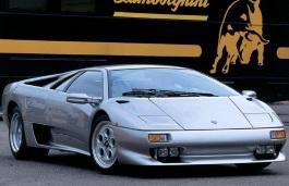 Фото Lamborghini Diablo 1994