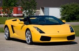 Фото Lamborghini Gallardo Spyder 2006