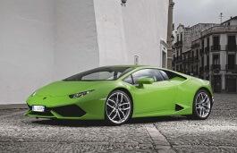 Фото Lamborghini Huracan 2014