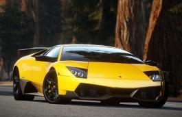 Фото Lamborghini Murcielago LP670-4 SuperVeloce 2010