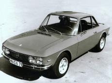 Фото Lancia Fulvia 1964