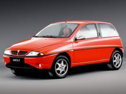 Фото Lancia Ypsilon 2002