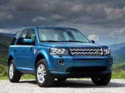 Фото Land Rover Freelander 2 2012