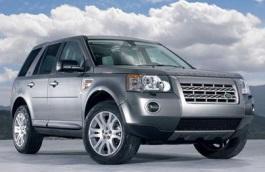 Фото Land Rover LR2 2007