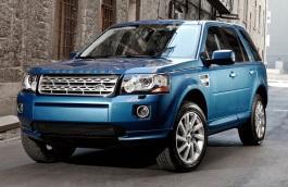 Фото Land Rover LR2 2011