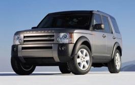Фото Land Rover LR3 2005