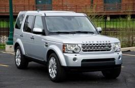 Фото Land Rover LR4 2010