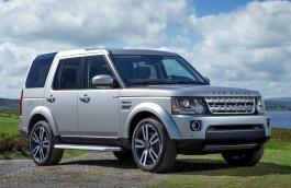 Фото Land Rover LR4 2014