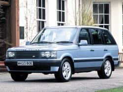 Фото Land Rover Range Rover 2001