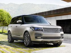 Фото Land Rover Range Rover 2018