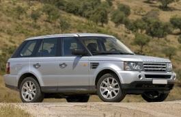 Фото Land Rover Range Rover Sport 2009