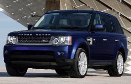 Фото Land Rover Range Rover Sport 2010