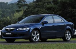 Фото Mazda Mazda6 2007