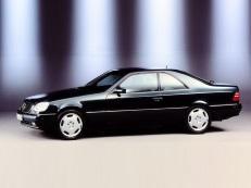 Фото Mercedes-Benz CL-Class AMG 1999