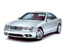 Фото Mercedes-Benz CL-Class AMG 2002