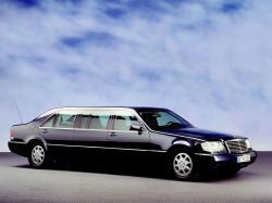 Фото Mercedes-Benz S-Class 1992