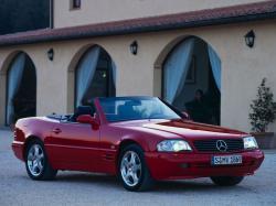 Фото Mercedes-Benz SL-Class 1997