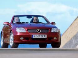 Фото Mercedes-Benz SLK-Class 2003