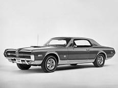 Фото Mercury Cougar 1970
